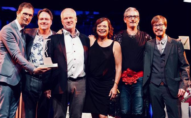 Preisträger in der Kategorie Beste Animationsfilm: COCO - LEBENDIGER ALS DAS LEBEN